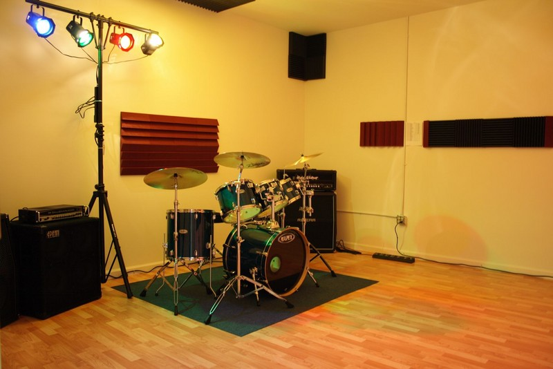 Band Room Rehearsal Studios - Musician in Raleigh NC ...
