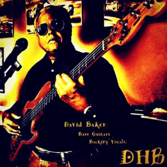Dave Baker - the bassman