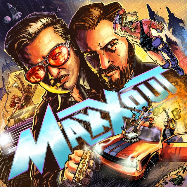 MaxXouT