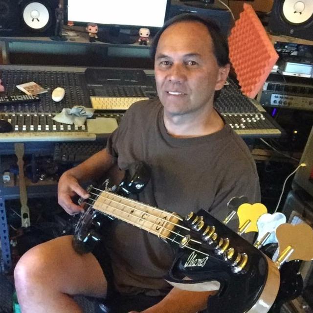Tripod Recording Project