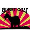 Sunset Goat