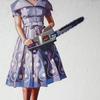 Cindy Found A Chainsaw