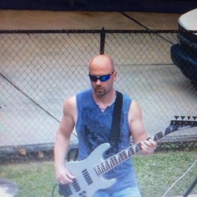Classic Rock Bassist