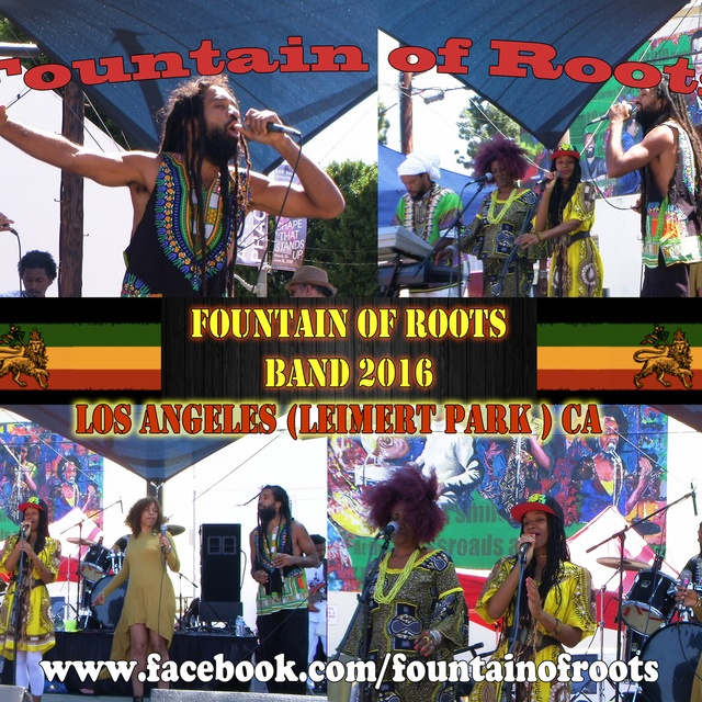 Fountain of Roots