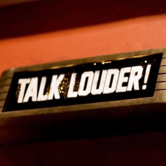 Talk Louder!