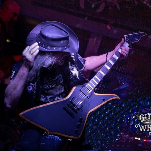 The Guitar & Whiskey Club