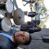 Opened gig drummer_817