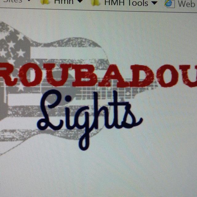 Troubadour Lights