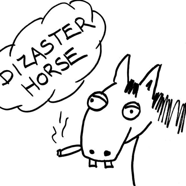 Dizaster Horse