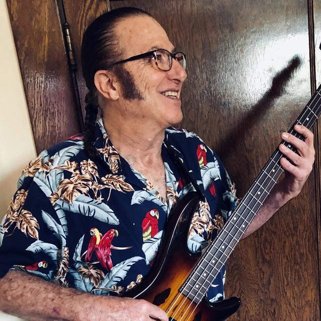 Al plays Bass
