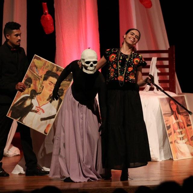 Teatro FLOR CANDELA