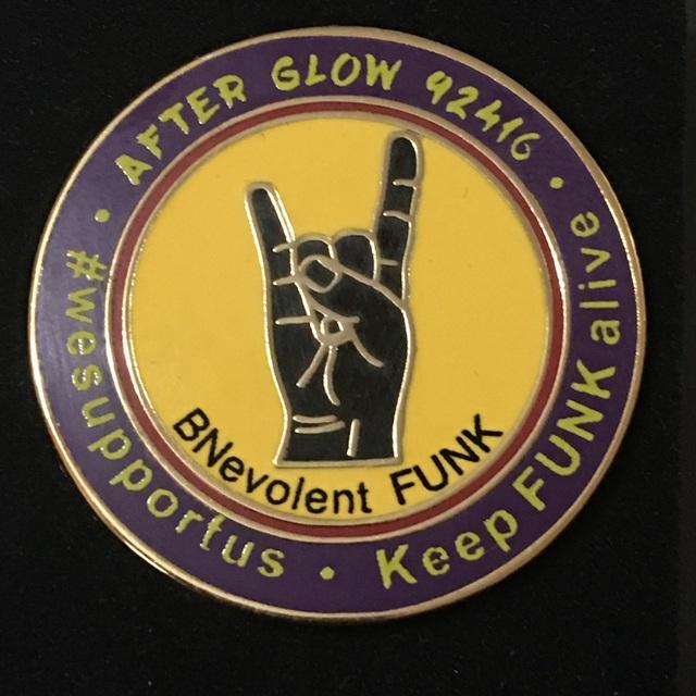 Afterglow92416   B'NevolentFunk