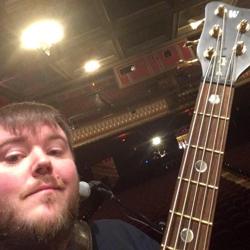 Alvarez Ad70Sc Acoustic Electric Guitar hamonthecob - musician in cambridge oh - bandmix