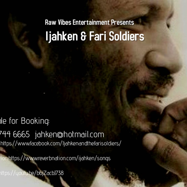 IJAHKEN And The FARI Soldiers