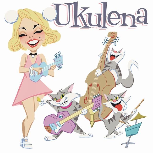 Ukulena & Her Smitten Kittens