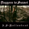 Daggers to sunset
