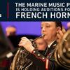 Marine Corps Music Recruiter