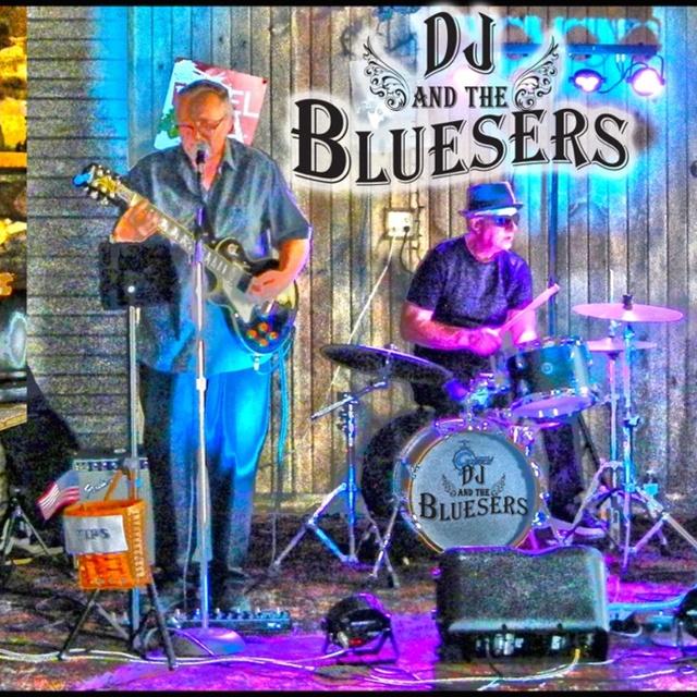 DJ & The Bluesers