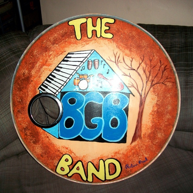 BGB (Billy's Garage Band)