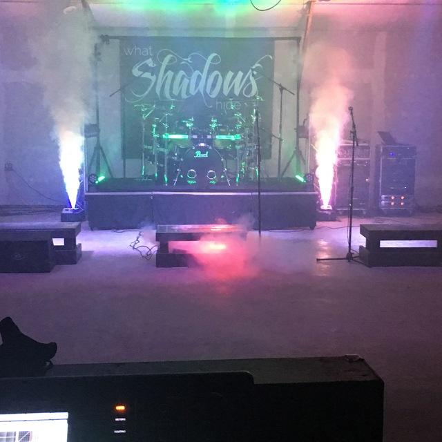 What Shadows Hide