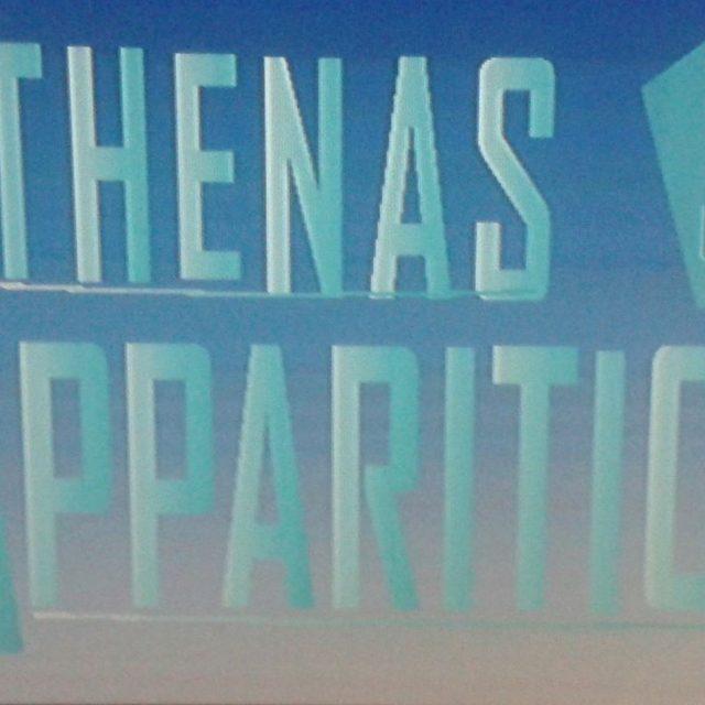 Athena's Apparition