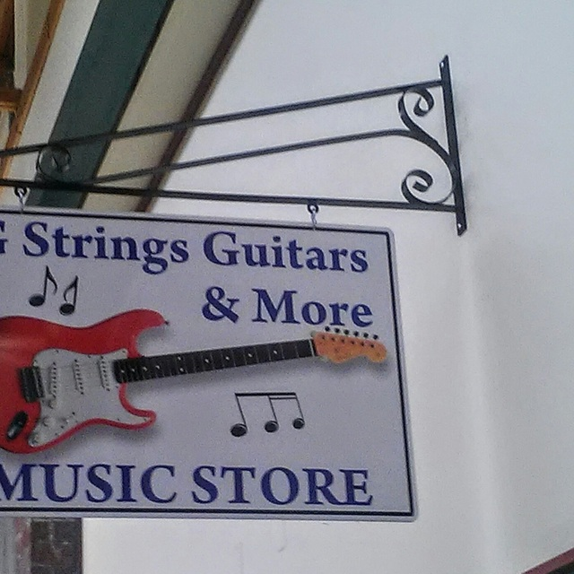 G Strings Guitars and More