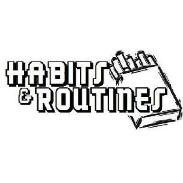 Habits&routines