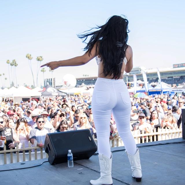Selena Tribute Anything For Salinas Band
