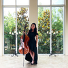 Blessed cellist
