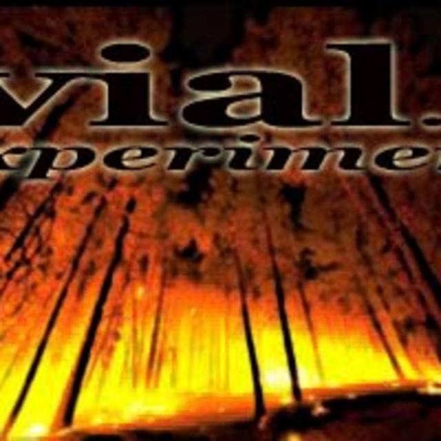 vial...experiment
