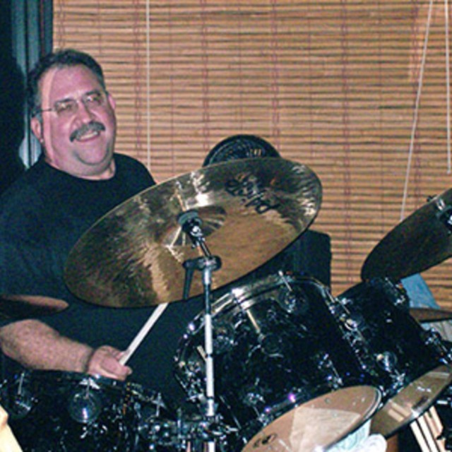 Frank Stephans: Drums are my Avocation Now