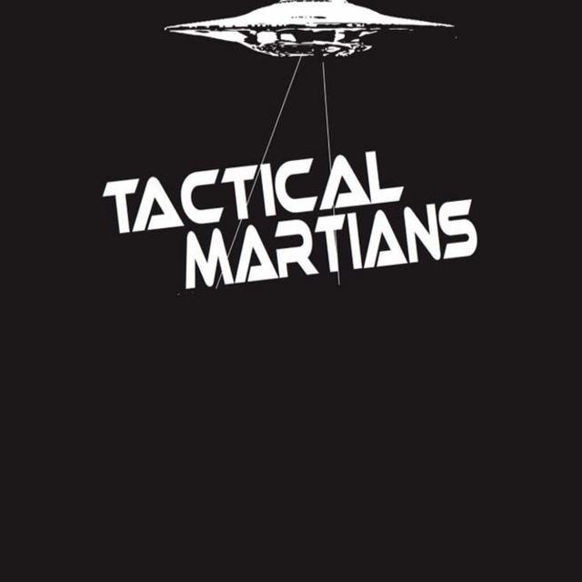 Tactical Martians
