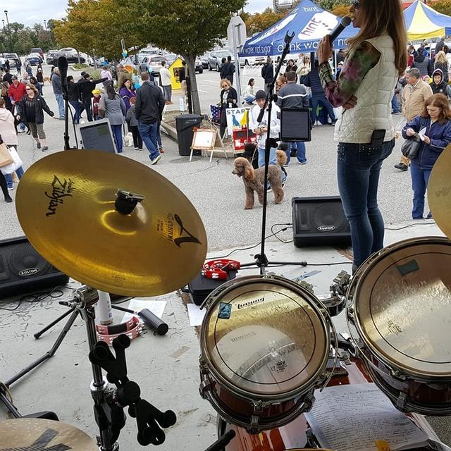 Drummer Donny