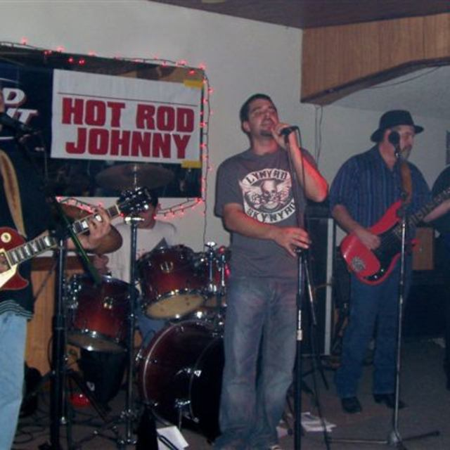 Hot Rod Johnny