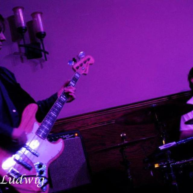 Bassist and drummer