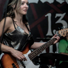 Marie_on_bass