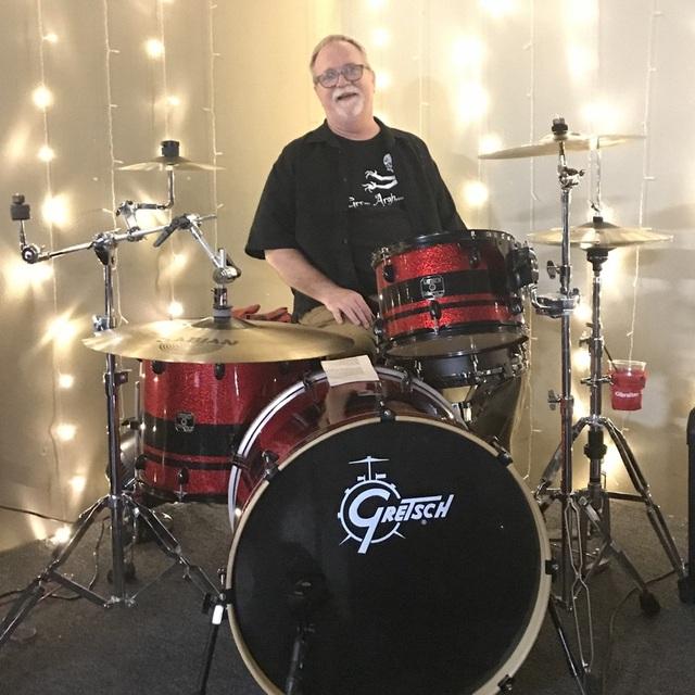 JJ on Drums