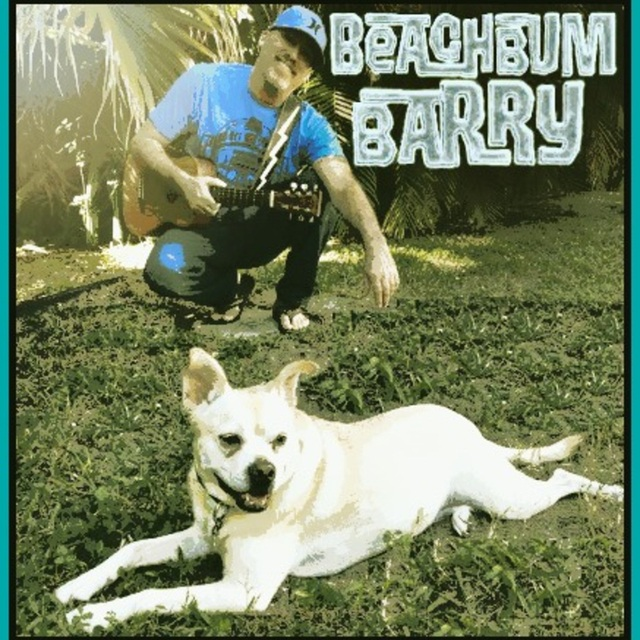 Beach Bum Barry