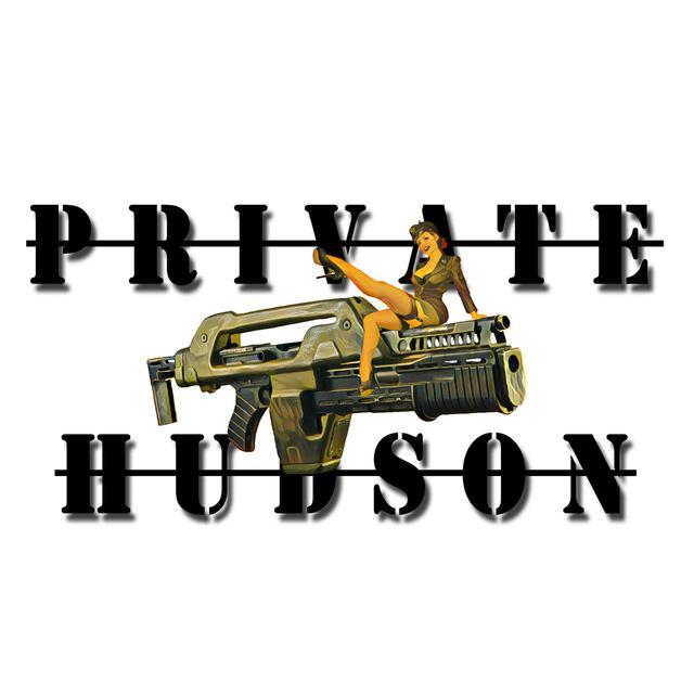 Private Hudson