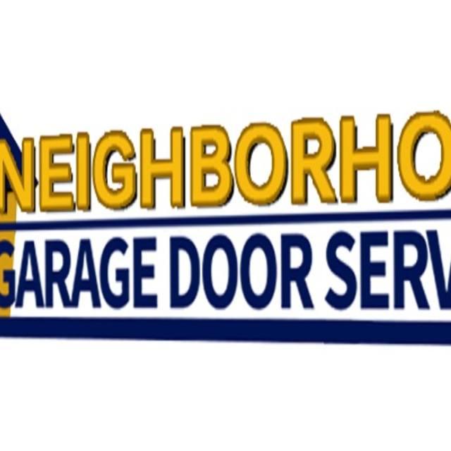 Neighborhood Garage Door Service