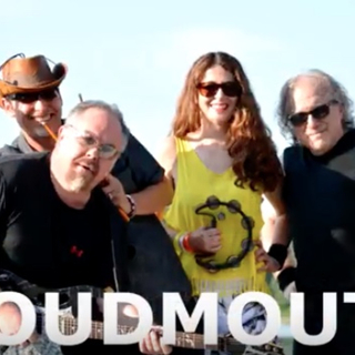 LOUDMOUTH!