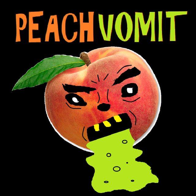 Peach Vomit