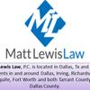 Matt Lewis Law