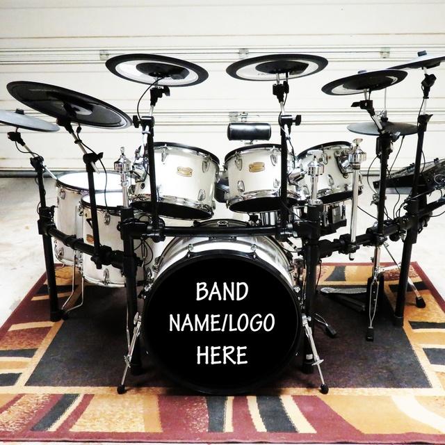 Brian Acoustic or V-Drums