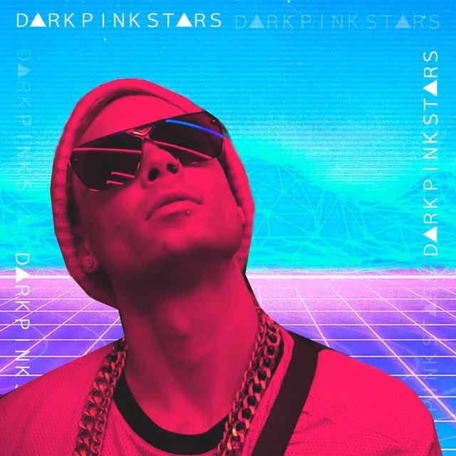 DarkPinkStars