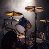 g-man-on-drums