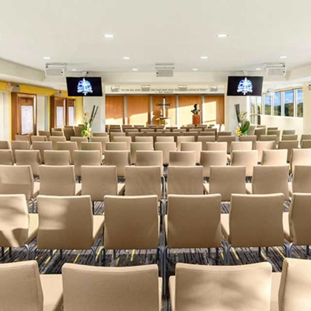 Church of Scientology Auditorium