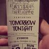 TomorrowTonight