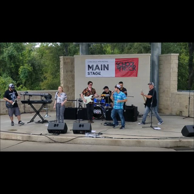 Round Rock School of Rock Adult Band(s)