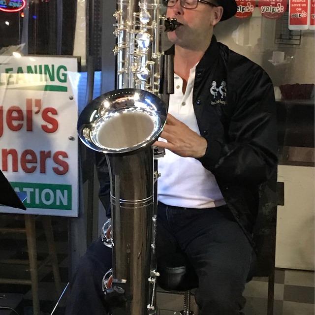 San Jose Saxophone Choir